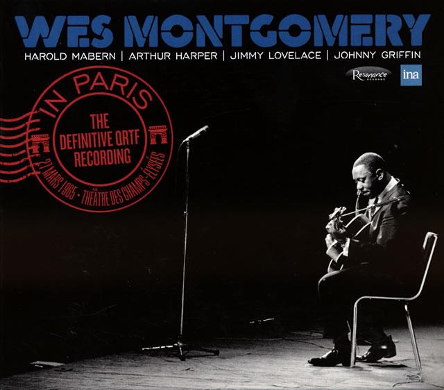 ウェス・モンゴメリー / イン・パリ-ザ・ディフィニティヴ・ORTF・レコーディング [デジパック仕様] [2CD]