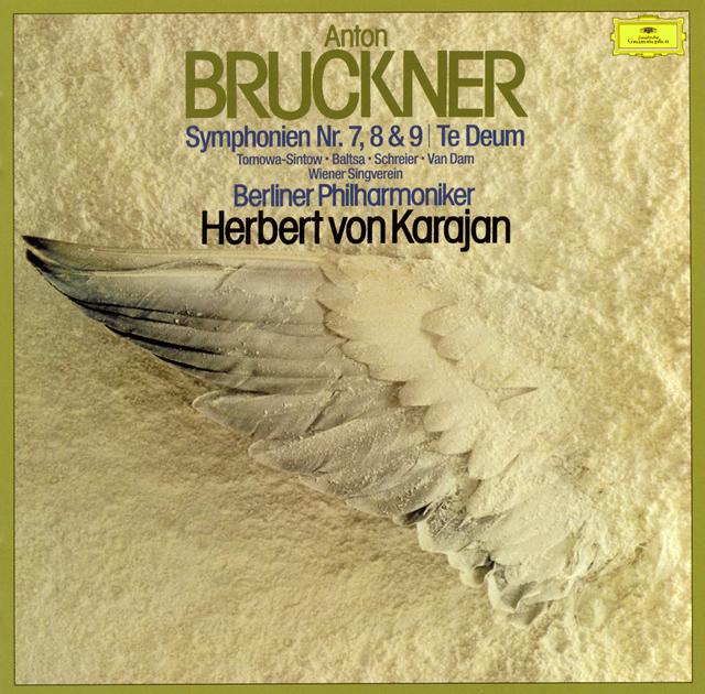 ブルックナー:交響曲第7番-9番 / テ・デウム 他 カラヤン / BPO 他 [限定]