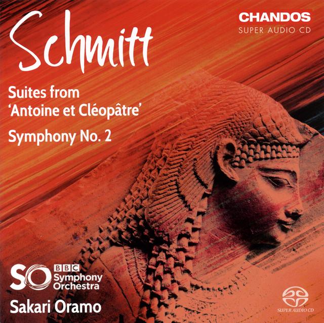 フロラン・シュミット:交響曲第2番 オラモ / BBCso.