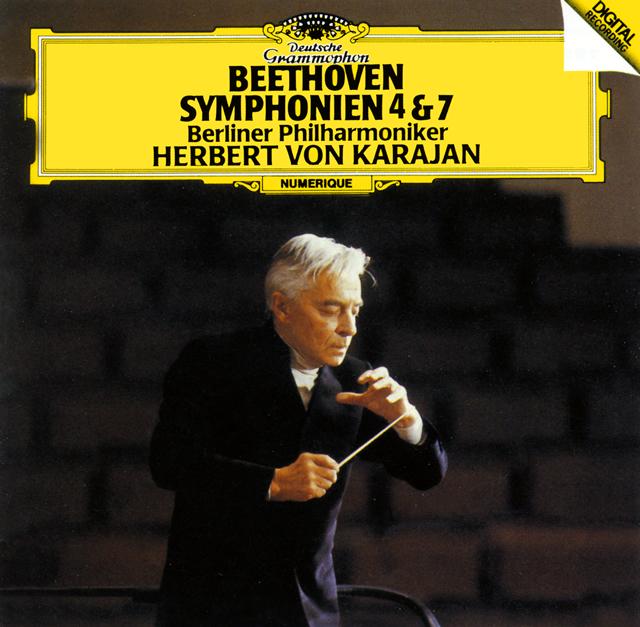 ベートーヴェン:交響曲第4番・第7番 他 カラヤン / BPO [UHQCD] [限定]