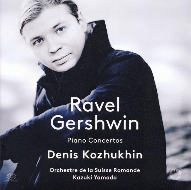 ラヴェル&ガーシュウィン:ピアノ協奏曲 コジュヒン(P) 山田和樹 / SRO