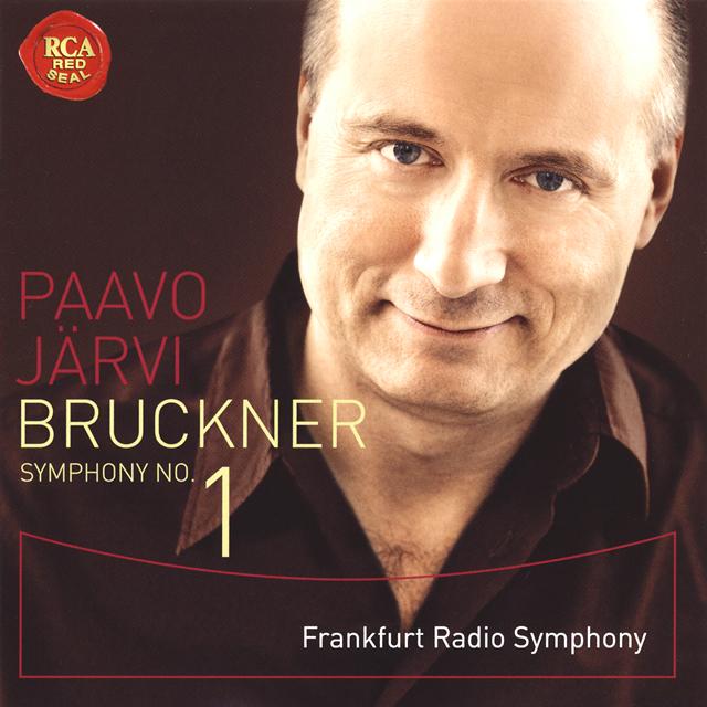 ブルックナー:交響曲第1番 P.ヤルヴィ / フランクフルト放送so.