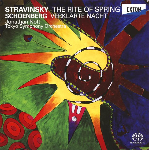 ストラヴィンスキー:「春の祭典」 / シェーンベルク:浄められた夜 ノット / 東京so. [SA-CDハイブリッド]