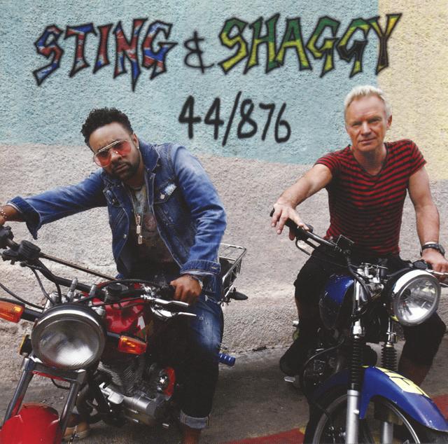 スティング&シャギー / 44 / 876 [SHM-CD]