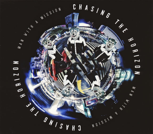 MAN WITH A MISSION / Chasing the Horizon [CD+DVD] [限定]