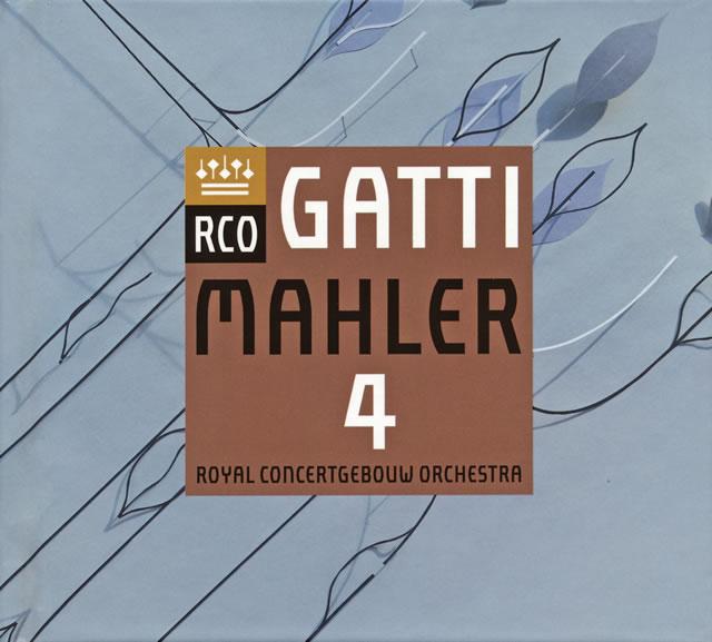 マーラー:交響曲第4番 ガッティ / RCO クライター(S) [デジパック仕様]