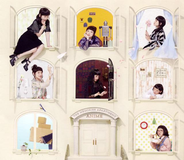Anime Apartment: 南條愛乃 / THE MEMORIES APARTMENT-Anime- [Blu-ray+CD] [限定