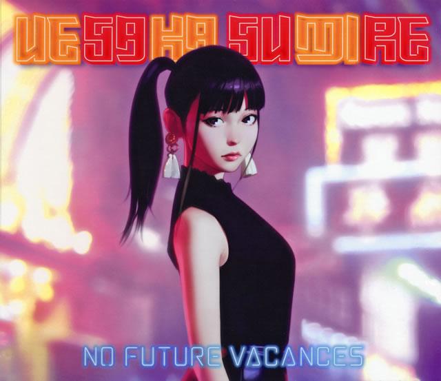 上坂すみれ / ノーフューチャーバカンス [Blu-ray+CD] [限定]