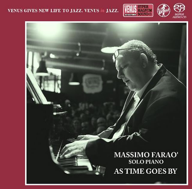 マッシモ・ファラオ・ピアノ・ソロ / 時のたつまま