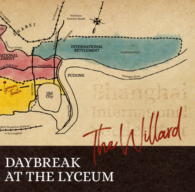 The Willard - DAYBREAK AT THE LYCEUM [CD]