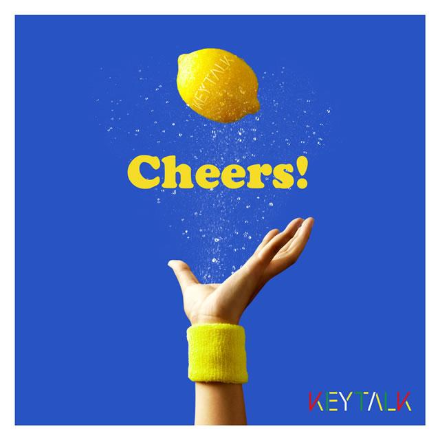 KEYTALK / Cheers! [CD+DVD] [限定]