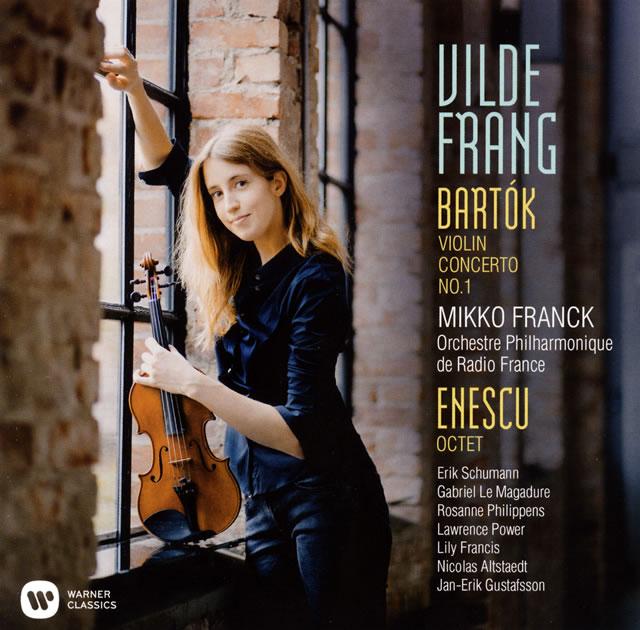バルトーク:ヴァイオリン協奏曲第1番 / エネスコ:弦楽八重奏曲 フラング(VN) 他 [UHQCD]