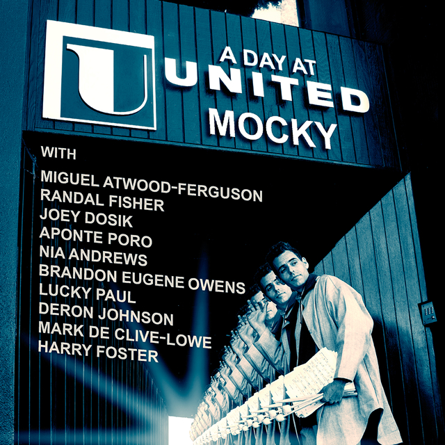 MOCKY - A Day At United [CD] [紙ジャケット仕様]
