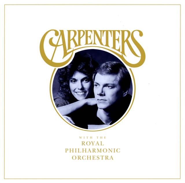 カーペンターズ / カーペンターズ・ウィズ・ロイヤル・フィルハーモニー管弦楽団 [SHM-CD]