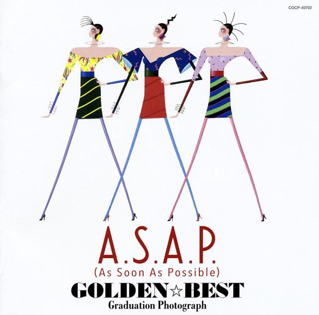 A.S.A.P. / ゴールデン☆ベスト〜Graduation Photograph〜 [UHQCD]