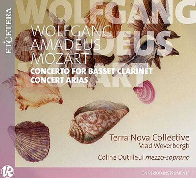 モーツァルト:バセット・クラリネットのための協奏曲 ウェーフェルベルヒ(指揮、CL) テラ・ノヴァ・コレクティーフ 他