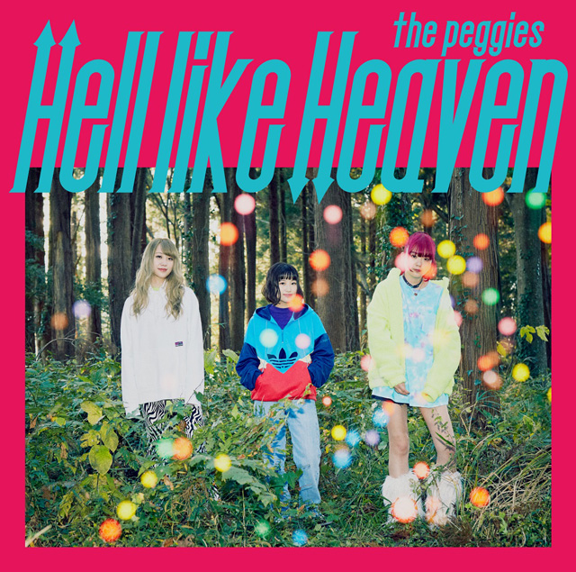 ザ・ペギーズ / Hell like Heaven [CD+DVD] [限定]