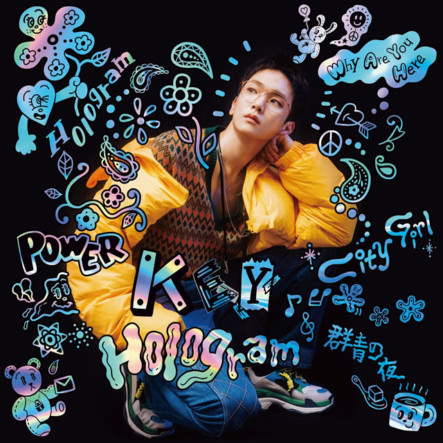 KEY / Hologram LIMITED EDITION [紙ジャケット仕様] [CD+DVD] [限定]