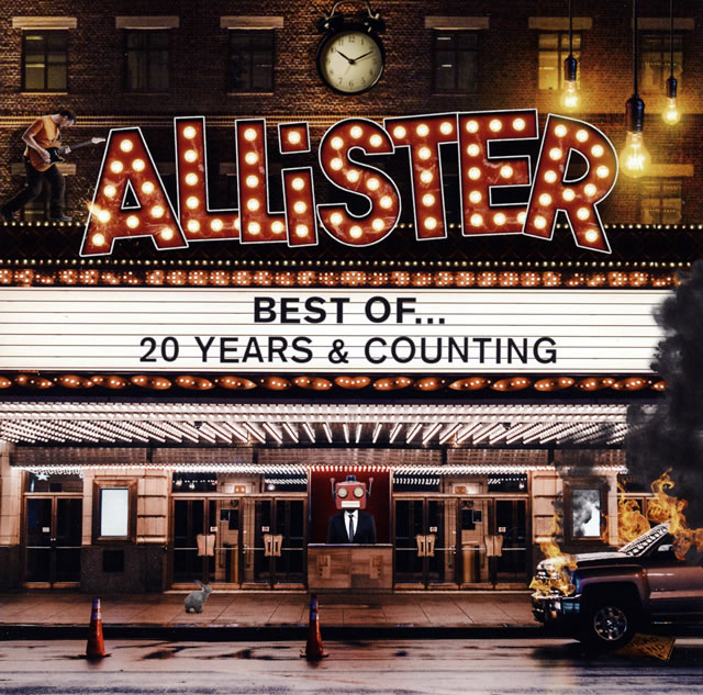 ALLiSTER / BEST OF... 20 YEARS&COUNTING