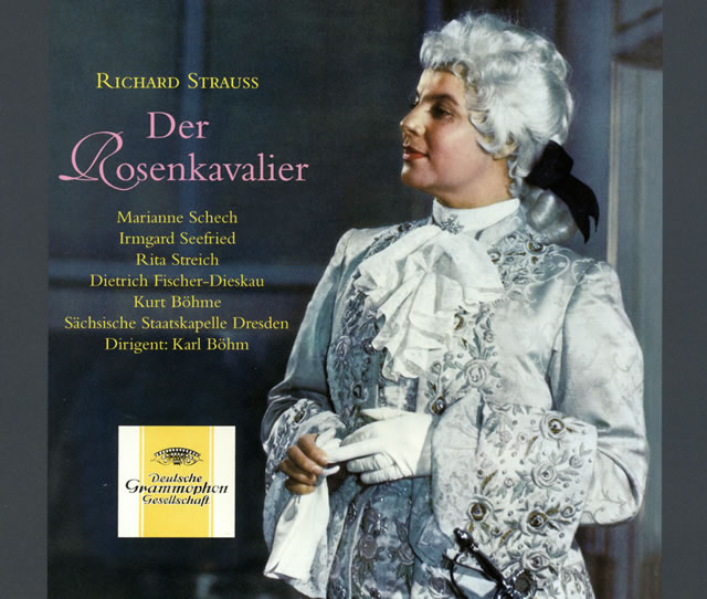 R.シュトラウス:楽劇「ばらの騎士」 ベーム / シュターツカペレ・ドレスデン シェヒ(S) フィッシャー=ディースカウ(BR) ベーメ(BS) 他 [SA-CD] [3SACD] [SHM-CD] [限定]