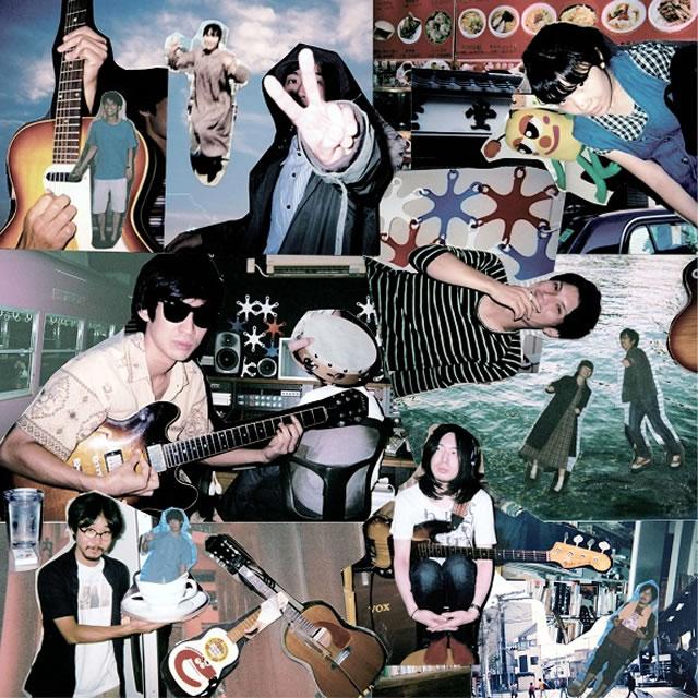 ラッキーオールドサン / 旅するギター