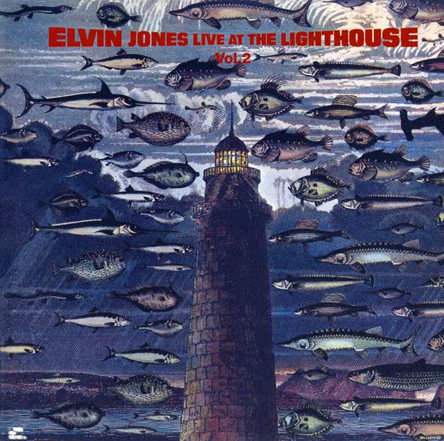 エルヴィン・ジョーンズ / エルヴィン・ジョーンズ・ライヴ・アット・ザ・ライトハウス Vol.2 [UHQCD] [限定]