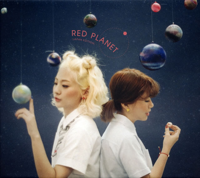 赤頬思春期 / RED PLANET(JAPAN EDITION) [CD+DVD] [限定]