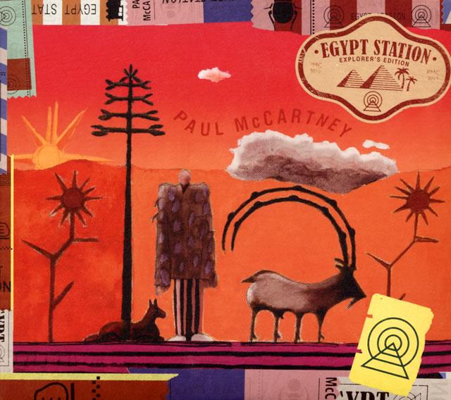 ポール・マッカートニー / エジプト・ステーション(エクスプローラーズ・エディション) [紙ジャケット仕様] [2CD] [SHM-CD] [限定]