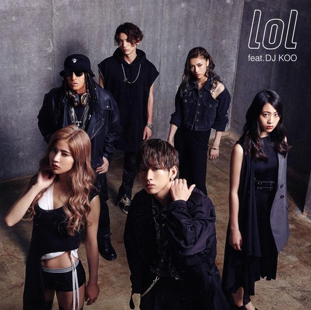 lol-エルオーエル- / brave up!! feat.DJ KOO [CD+DVD]