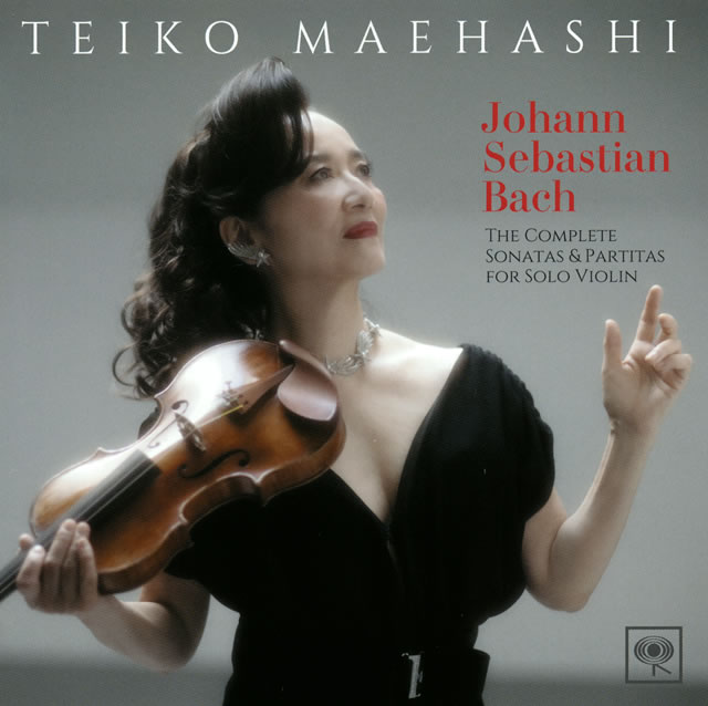 J.S.バッハ:無伴奏ヴァイオリンのためのソナタとパルティータ(全曲) 前橋汀子(VN) [SA-CDハイブリッド] [2CD]