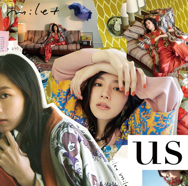 milet / us [CD+DVD] [限定]