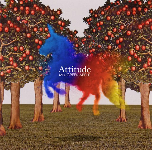 Mrs.GREEN APPLE / Attitude