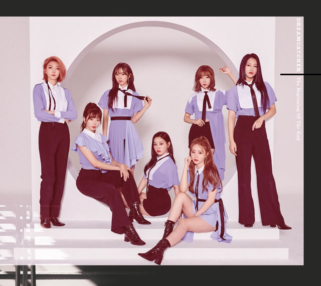 Dreamcatcher / The Beginning Of The End(The End ver.) [CD+DVD] [限定]