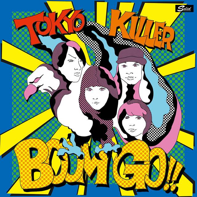 トーキョーキラー / BOOM GO!!