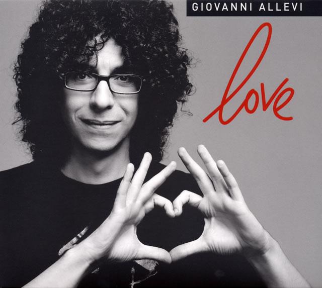 ジョヴァンニ・アレヴィ / LOVE [デジパック仕様]