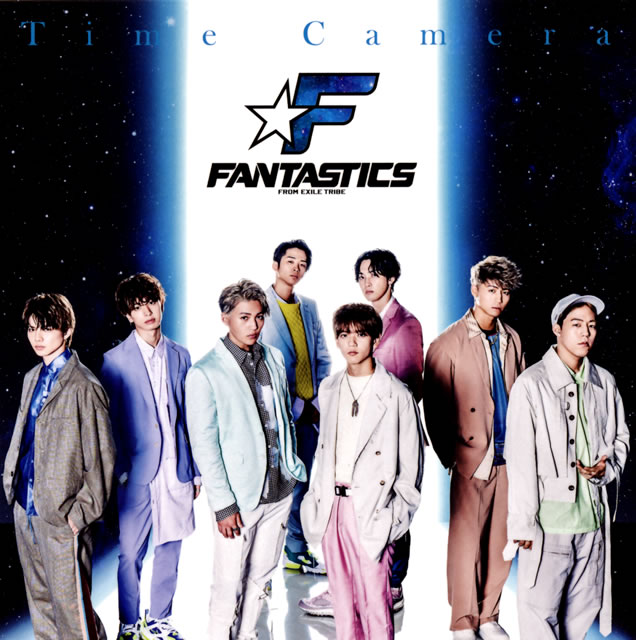 FANTASTICS from EXILE TRIBE / Time Camera [CD+DVD]