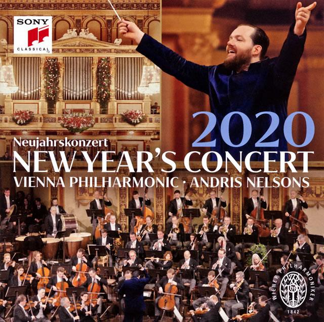 ニューイヤー・コンサート2020 ネルソンス / VPO [2CD]