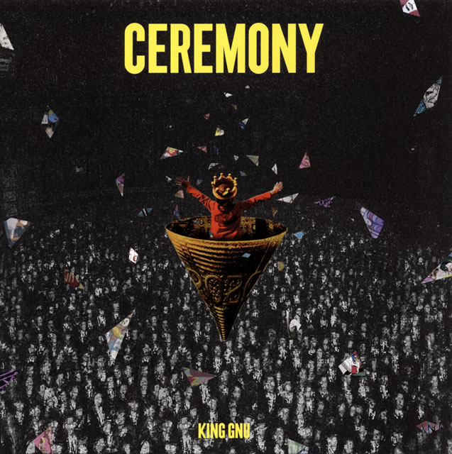 King Gnu - CEREMONY [CD]