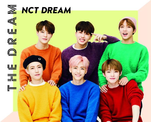 NCT DREAM / THE DREAM [デジパック仕様] [限定]