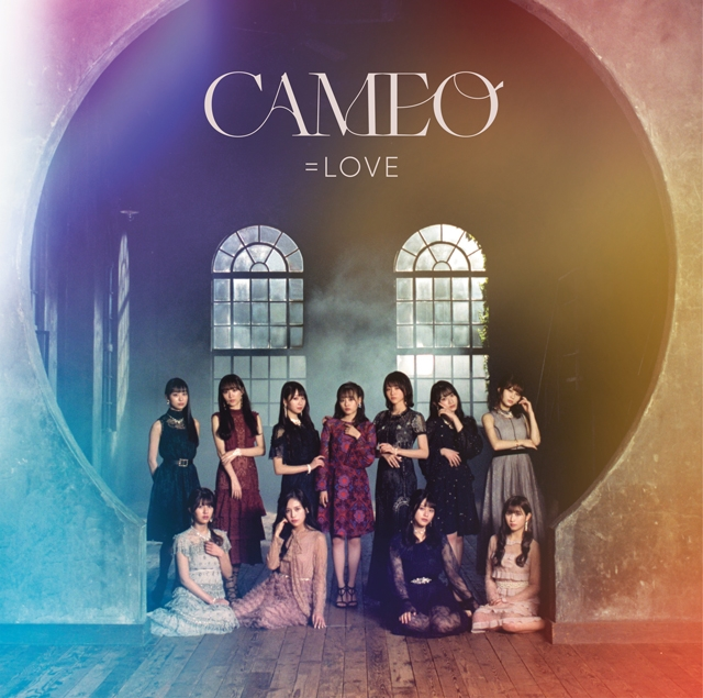 =LOVE / CAMEO(Type-A) [CD+DVD]