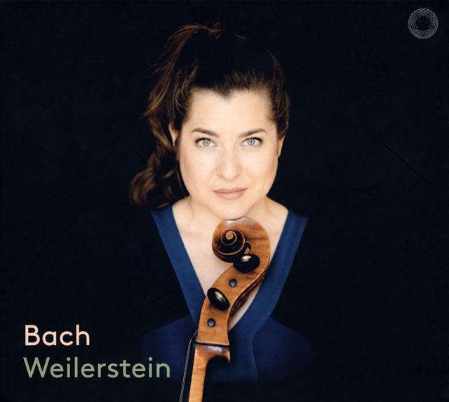 J.S.バッハ:無伴奏チェロ組曲(全曲) ワイラースタイン(VC) [デジパック仕様] [2CD]