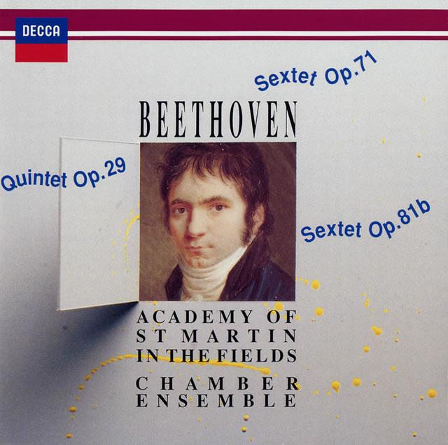 ベートーヴェン:弦楽五重奏曲 / 六重奏曲 アカデミー室内Ens. [UHQCD] [限定]