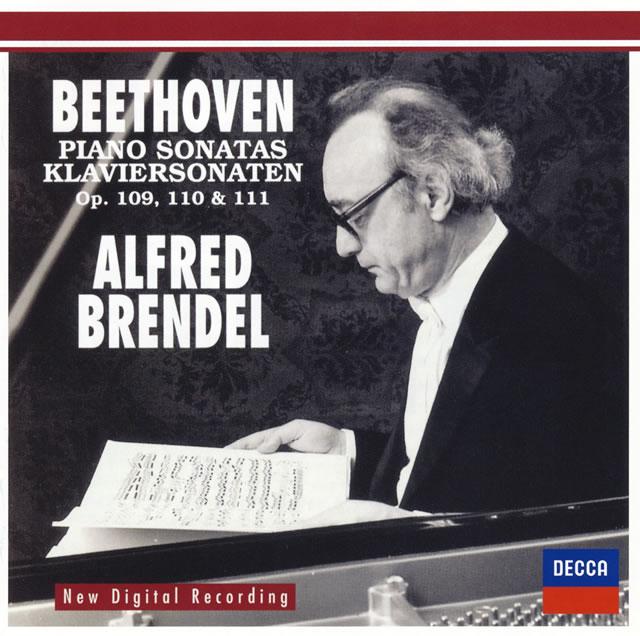 ベートーヴェン:ピアノ・ソナタ第30番-第32番 ブレンデル(P) [UHQCD] [限定]