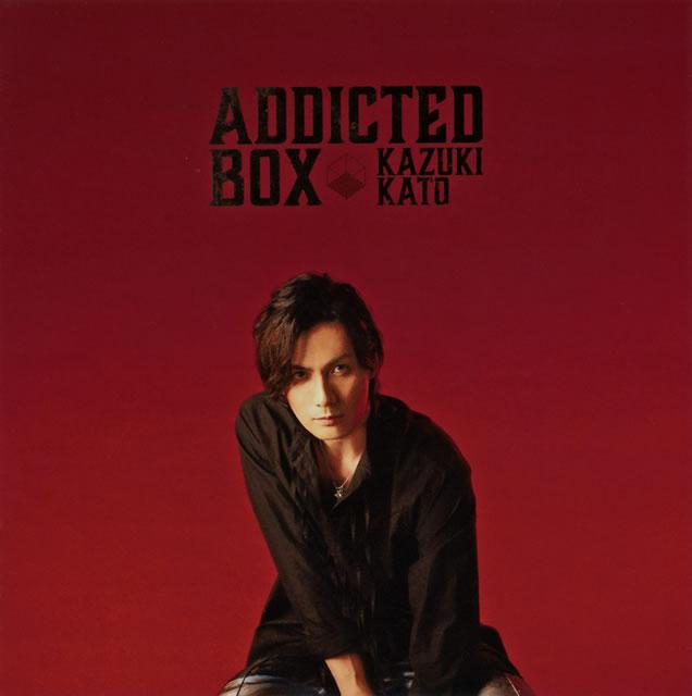 加藤和樹 / Addicted BOX(TYPE B) [CD+DVD]