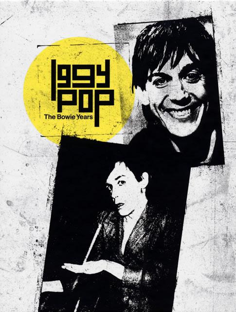 イギー・ポップ / 1977-ボウイ・イヤーズ 7CD ボックス・セット [7CD] [限定]