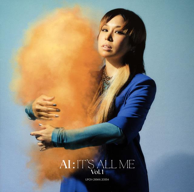AI / IT'S ALL ME Vol.1 [CD+DVD] [限定]