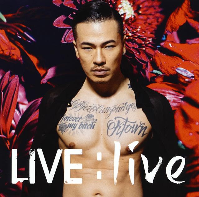 AK-69 / LIVE:live [CD+DVD] [限定]