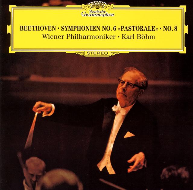 ベートーヴェン:交響曲第6番「田園」・第8番 ベーム / VPO [UHQCD] [限定]