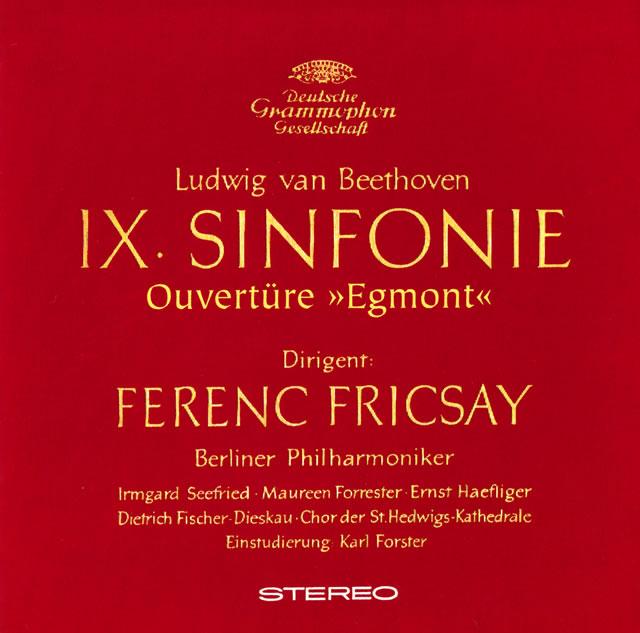 ベートーヴェン:交響曲第9番「合唱」 他 フリッチャイ / BPO 他 [UHQCD] [限定]