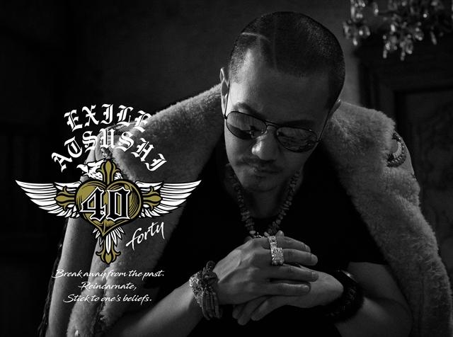 EXILE ATSUSHI / 40〜forty〜 [2CD+4DVD]